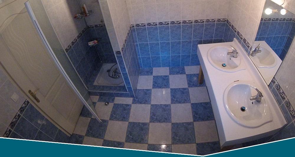 réalisation salle de bain par Du Sol Au Plafond